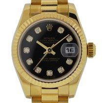 Rolex President Watch Ladies Diamonds 179178