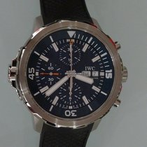 IWC AQUATIMER CHRONOGRAPH EXPEDITION COUSTEAU  376805