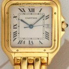 Cartier W25014B9  Panther, Yellow Gold