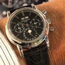 Patek Philippe 3970P-with Black stick dial