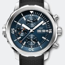 IWC Aquatimer Chronograph Edition Jaques-Yves Cousteau - IW3768