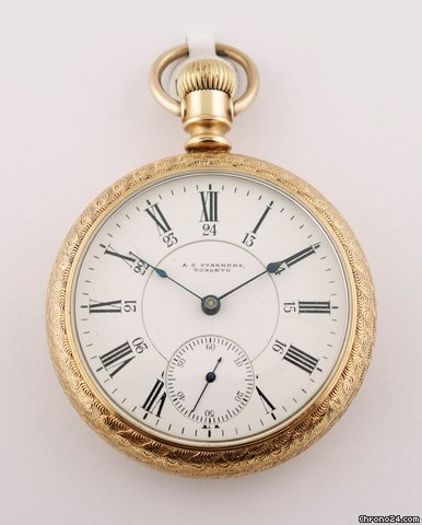 waltham pocket watch value guide