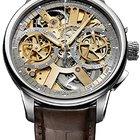 Maurice Lacroix Masterpiece Le Chronographe Squelette Gold...