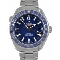 Omega 232.90.44.22.03.001 Planet Ocean 600M Co-Axial GMT...