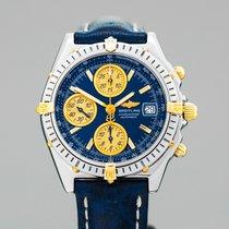 Breitling Chronomat Chronograph B13050.1 Automatic S.S&18K...