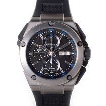 IWC Ingenieur Men's Automatic Double Chronograph Watch...