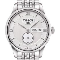 Tissot Le Locle Automatique Petite Seconde Steel Silver Dial T