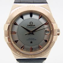 Omega Constellation Rose Gold co-axial 38 mm