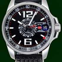 Chopard Mille Miglia Gran Turismo XL GMT 2013 Box&Papers