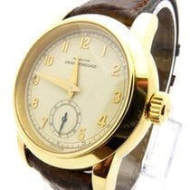 Girard Perregaux 18K Yellow Gold 8030 Ferrari Men's 38mm...