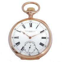 Patek Philippe Rare Vintage  Relojoeiros Gondolo 18k Yellow...