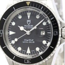 튜더 (Tudor) Polished  Rolex Prince Oyster Date Mini-sub Mid...