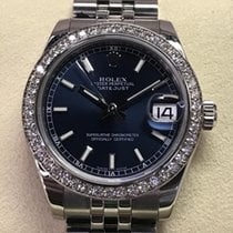 Rolex Datejust 31mm Diamonds