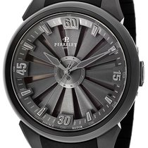 Perrelet TURBINE 44 MM ALL BLACK- 100 % NEW - FREE SHIPPING