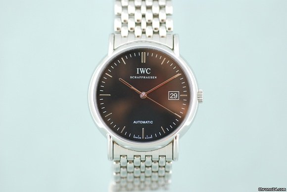 IWC Portofino (Serviced by IWC)