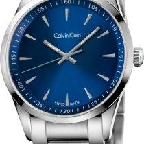 ck Calvin Klein bold K5A3114N Herrenarmbanduhr Klassisch schlicht