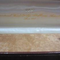 IWC Uhrenbox für Ingenieur 666 gold 1966