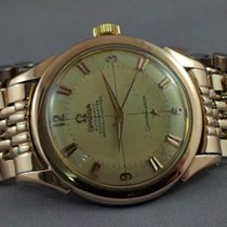 Omega Constellation Rose Gold capped case and Rose gold bracelet