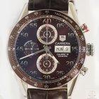 TAG Heuer Carrera Calibre 16 Day-Date Chronograph. Часы неношеные
