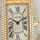 Cartier 1710 Ladies' Small Tank Americaine, Yellow Gold