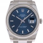 Rolex Oyster Perpetual Date Stahl Automatik Oyster Armband...