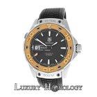 TAG Heuer Authentic Men's  Aquaracer Calibre 5 WAJ2150 18K...