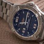 Breitling Aerospace Titanium Vintage Watch
