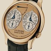 F.P.Journe Souveraine Chronometre a Resonance RG-BlCroco