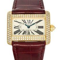 Cartier Watch Tank Divan WA301036
