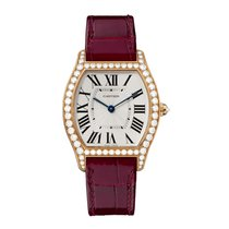 Cartier Tortue Manual Mid-Size Watch Ref WA501008