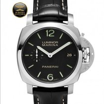 Panerai - LUMINOR MARINA 1950 3 DAYS AUTOMATIC ACCIAIO - 42M