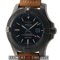Breitling Avenger Blackbird Black Titanium 48mm Black Dial
