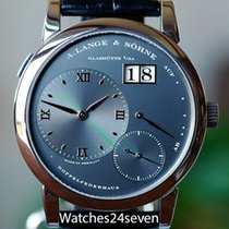 A. Lange & Söhne 1 Big Date White Gold Grey Dial