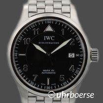 IWC – Schaffhausen Mark XV Fliegeruhr in Edelstahl 3253