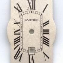 Cartier Zifferblatt mit römischen Ziffern Datum bei der 6