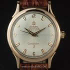 Omega 18k Rose Gold Automatic Constellation Gents Watch