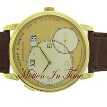 A. Lange & Söhne Grand Lange 1, Champagne Dial - Yellow...