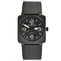Bell & Ross BR01-92 Carbon Black