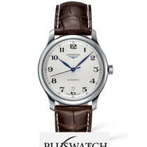 Longines Master Collection Chronograph White Dial 38,5mm  R
