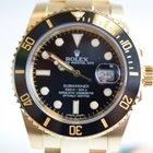 Rolex Submariner Yellow Gold Unworn IN STOCK