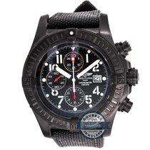 Breitling Super Avenger Blacksteel M1337010/B930