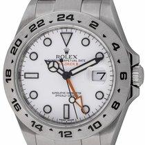 Rolex - ''Polar'' Explorer II : 216570