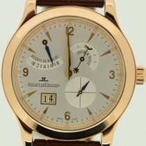 Jaeger-LeCoultre Master Control Eight Days pink gold