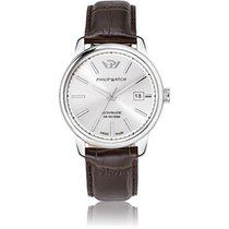 Philip Watch Herrenuhr Kent Automatik R8221178001