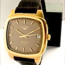 Longines Conquest Automatic Ref. 6651 in Oro Giallo 18 kt