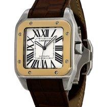 Cartier Santos Men's Watch W20072X7