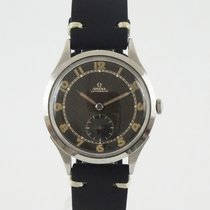 Omega Rare Large First Automatic  (Year: 1944/1945)