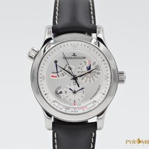 Jaeger-LeCoultre Master Control Geographic 147.8.57S Full Set