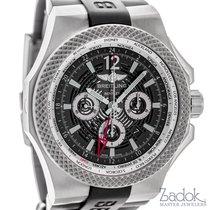 Breitling for Bentley GMT Light Body B04 Titanium Chronograph...