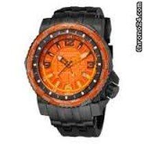 Stuhrling 319177-51 Men's Marine Worldtimer Watch